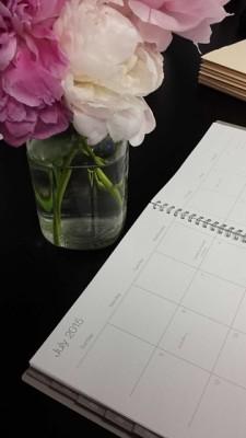 Peony Calendar