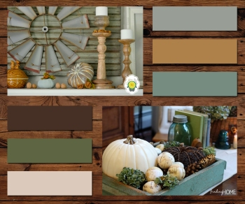 Fall Colors 1 - muted tones